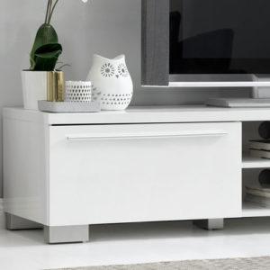 TV-möbel vit